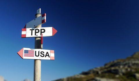 TPP ganha sobrevida sem os Estados Unidos