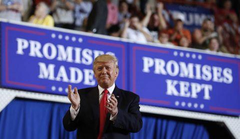 Prestes a Completar um Ano no Mandato, Qual o Futuro de Trump?