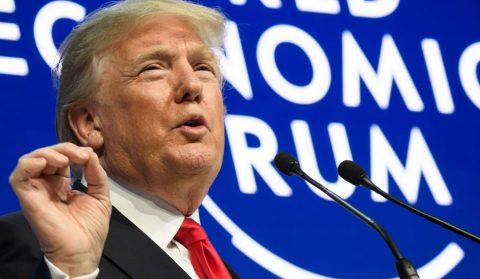 Assista o discurso de Trump no fórum de Davos
