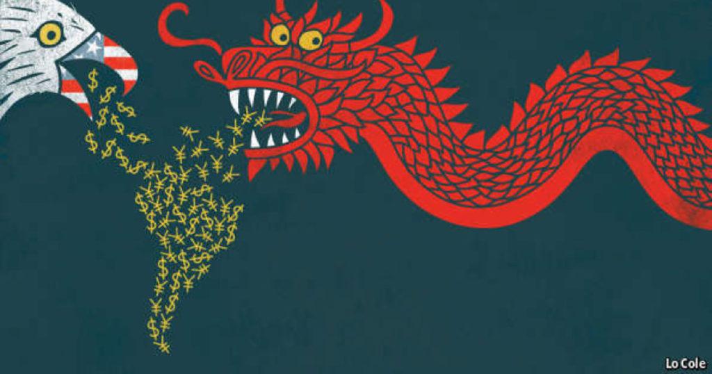 Resultado de imagem para foto da china na américa latina